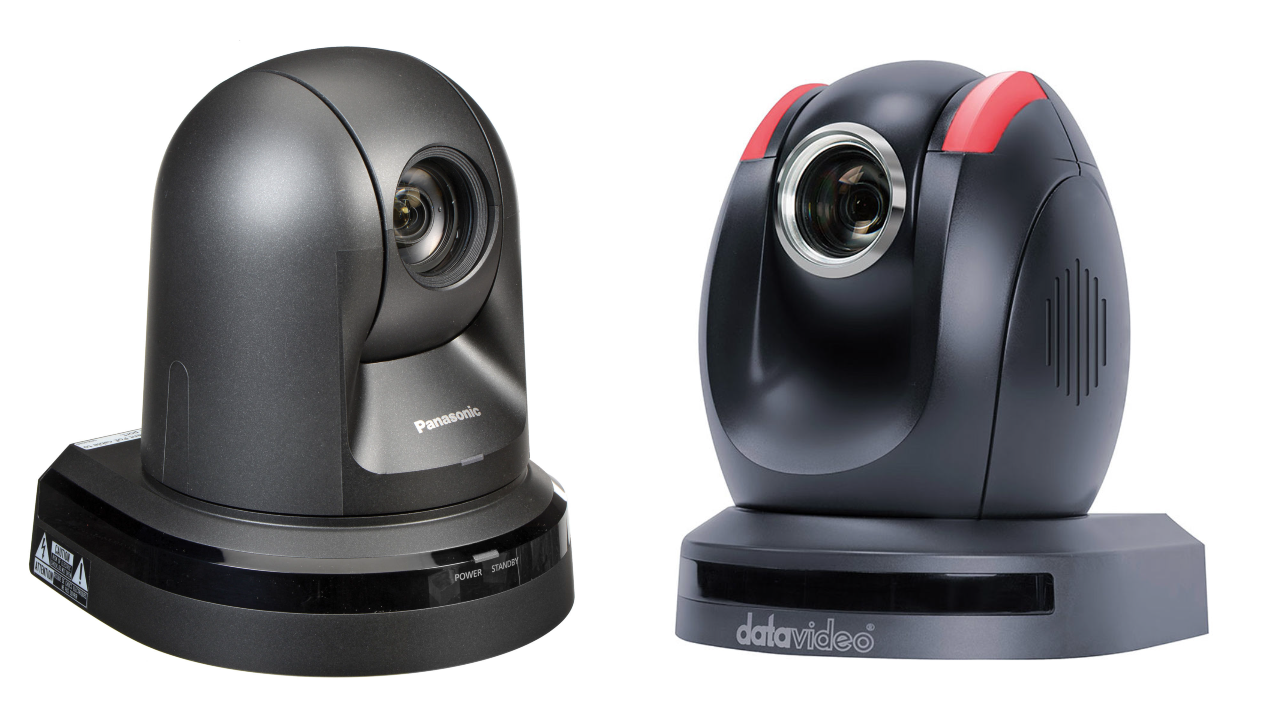 PTZ Camera Review: Panasonic AW-HE40SK vs Datavideo PTC-150T